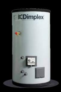 Dimplex Stainless Steel Unvented Cylinders -  Dimplex 255l Direct Unvented Cylinder