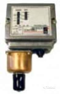 Johnson Pressure Switches -  Johnson P48 Series Pressure Switch P48aaa-9110