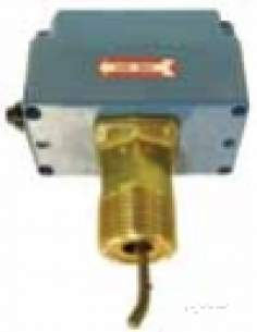 Johnson Flow and Float Controls -  Johnson F61 Series Flow Switch F61sb-9100