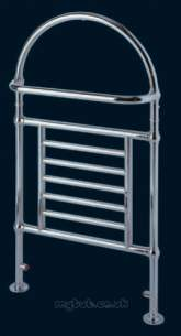 Eastbrook Towel Rails -  Eastbrook 12.109 Severn Towel Rail Chrome