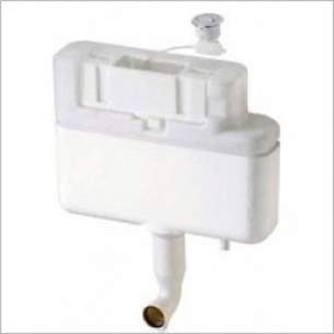 Siamp Cisterns and Flush Valves -  Siamp Concealed Cistern Bottom Inlet