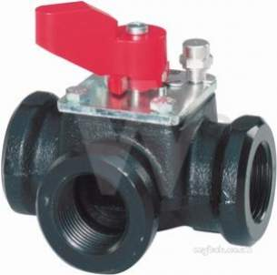 Landis and Staefa Hvac -  Siemens Vbi 31 32 3port 32mm Valve Kv-16