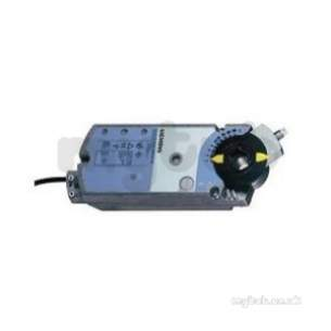 Landis and Staefa Control Systems -  Siemens Gib164.1e Damper Motor Ac 24v