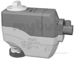 Landis and Staefa Hvac -  Siemens Ssc 81 24v 3posn Actuator