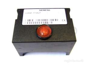 Landis and Staefa Burner Spares -  Siemens Lga41.173a27 Control Box Without Baseplate