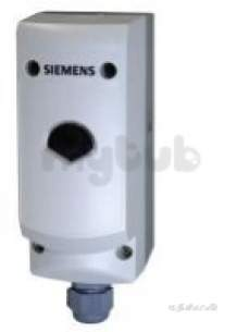 Landis and Staefa Hvac -  Siemens Rak-tw.5010.s Thermostat -10 To 50c
