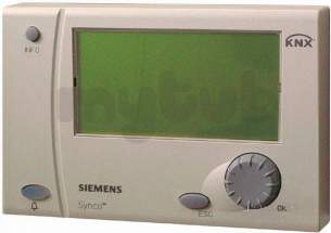 Landis and Staefa Hvac -  Siemens Rmz792 Network Operator Interface