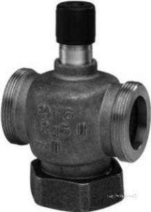 Landis and Staefa Hvac -  Siemens Vvg 44.32/c 32mm 2port Valve Cv-16.0