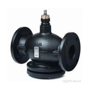 Landis and Staefa Hvac -  Sie Vvf41.50-4 50mm 2 Port Valve Cv-31