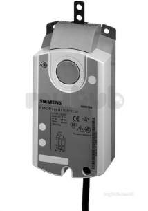 Landis and Staefa Control Systems -  Siemens Glb131.2e Actuator 24v 3 Point 250n