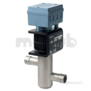Landis and Staefa Hvac -  Sie Mvl661.20-2.5 20mm 2 Port Refr Valve