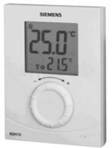 Siemens Domestic Controls -  Siemens Easy Electronic Room Thermostat
