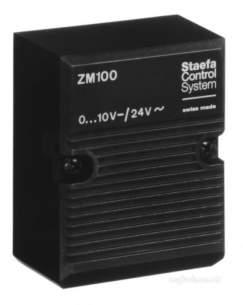 Landis and Staefa Hvac -  Siemens Zm101/a Adapter Ip54 40w Dc0-10v