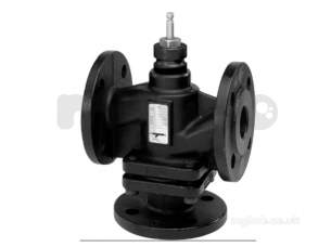 Landis and Staefa Hvac -  Siemens Vxf41.25-4 25mm 3port Valve Cv-7.5