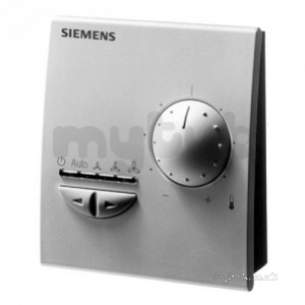 Landis and Staefa Hvac -  Siemens Qax 33.1 Room Temperature Sensor With Pps2