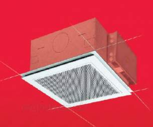 Mvf and Mva Fan Convectors -  Skyvector Sv-2 Ceiling Fan Convector