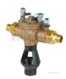 Water Check Valves -  Socla Ba2760 Bsp Backflow Preventer 32