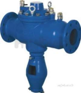 Water Check Valves -  Socla Ba4760 Pn16 Backflow Preventer 65