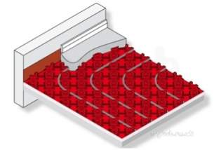 Polypipe Underfloor Heating Packs -  Polypipe Sol Fl House Pck 12 Zone