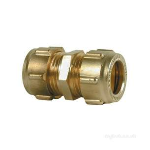 Ibp Conex Compression Fittings -  Ibp Conex Conex 301 15mm Str Coupling