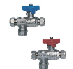 Rada And Meynell Commercial Showers -  Meynell 15mm Iso Strainer And Check Valves
