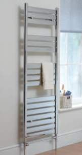 Eastbrook Towel Rails -  Eastbrook 5.870 Staverton 688 X 600 White