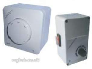 Electro Controls -  Ecl Stl100-s Fan Speed 1ph 230vac 10a Pt