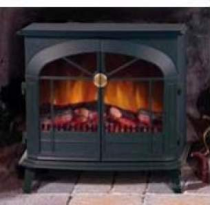 Dimplex Electric Fires -  Dimplex Skg20bl Stockbridge Black Stove