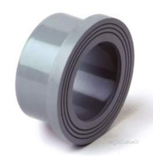 Durapipe Pvc Fittings 1 14 and Above -  Durapipe Upvc Stub Flange 135107 2