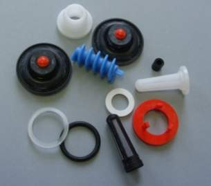 Armitage Grips Levers and Wastes -  Armitage Shanks Inlet Valve Servicing Kit-uni Quiet