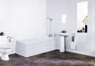 MyCare Less Able Bathing -  Mycare Easy Access Walk In Bath Rh Inc Front Panel
