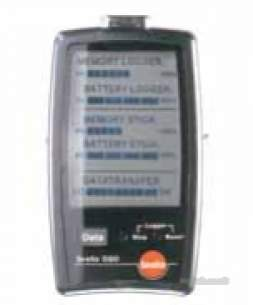 Testo Core Products -  Testo 580 Data Loggers 0554 1778