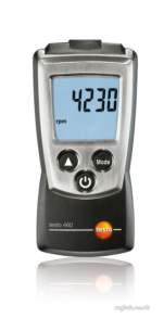 Testo Core Products -  Testo 460 Optical Rpm Meter 0560 0460