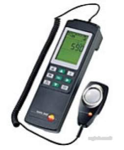 Testo Non Core Products -  Testo 0560.0545 Light Meter 545 0560 0545
