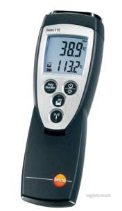 Testo Non Core Products -  Testo 110 Thermometer 0560 1108