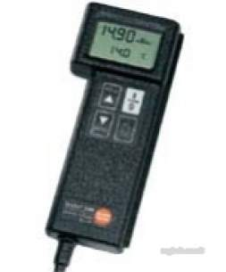 Testo Non Core Products -  Testo Robust Penetration Probe Ntc