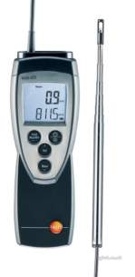 Testo Core Products -  Testo 0560 4251 Thermal Anemometer 425