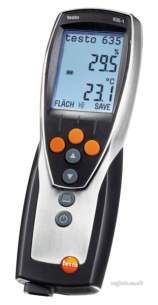 Testo Non Core Products -  Testo Tc Surface Probe For Rf Handle