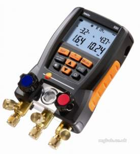 Testo Core Products -  Testo 550 Manifold Kit 2 0563 5506