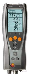 Testo Core Products -  Testo 327-1 Adv Flue Gas Analyser Kit