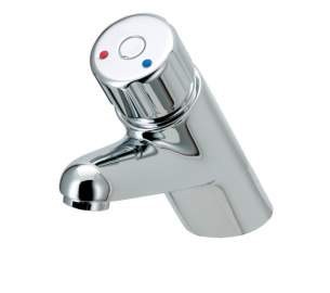 Rada And Meynell Commercial Showers -  Rada Presto Tf4000s T/flow Mixer Tap Replaced
