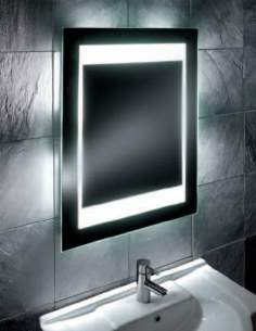 Roper Rhodes Accessories -  Roper Rhodes Transform Backlit Mirror Plus Ambi Light
