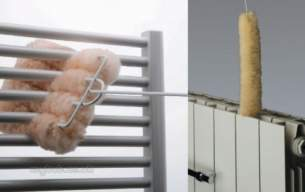 The Radiator Company Towel Warmers and Decorative Rads -  The Radiator Company Radiator Brush Multi