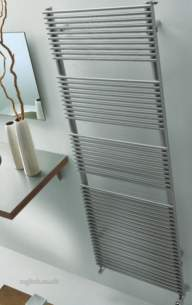 The Radiator Company Towel Warmers and Decorative Rads -  The Radiator Company Bd13 Single 1520 X 400 Chrome