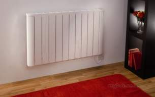The Radiator Company Towel Warmers and Decorative Rads -  Digital 580 X 544 Standard White