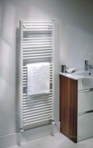 The Radiator Company Towel Warmers and Decorative Rads -  The Radiator Company Lupin 1817x450 White