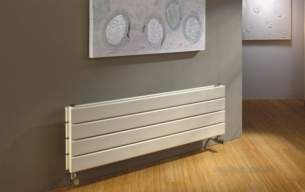 The Radiator Company Towel Warmers and Decorative Rads -  Picchio Double Horizontal 305x2010 Ral