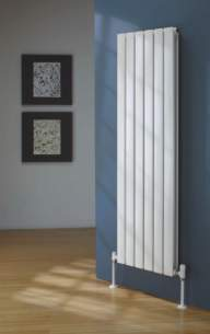 The Radiator Company Towel Warmers and Decorative Rads -  Tornado Db Vt 1771x603 Inc Brackets Wh