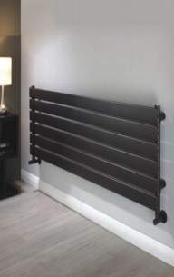 The Radiator Company Towel Warmers and Decorative Rads -  Tornado Sg Hz 603x1971 Inc.brackets Wh