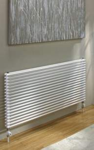 The Radiator Company Towel Warmers and Decorative Rads -  Trc 16 Single Horizontal 278x1210 White